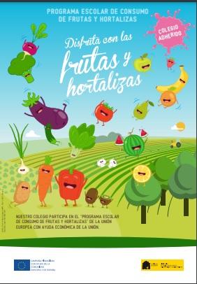 cartel frutas